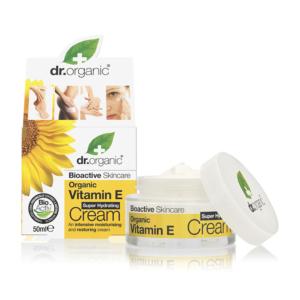 Dr organic creme concentré à la vitamine E 50 ml