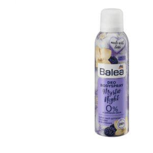 Balea, deoderant spray mystic night