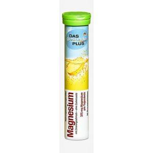 Comprimés Effervescents Magnésium, 20 Pièces