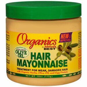 Africa's Best Originals hair mayonnaise 255 g