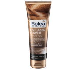 BALEA Shampoing collagen power pour les cheveux abîmés 250 ML