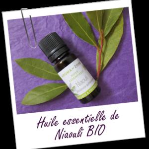 Aroma zone huile essentielle de niaouli BIO 30 ML