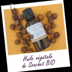 Dr organic Huile végétale Souchet BIO