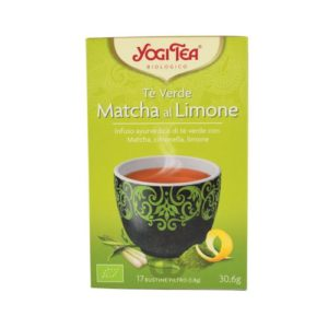 Matcha Thé vert citron 17 sachets
