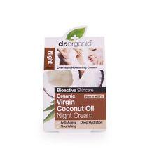 dr organic creme de nuit noix de coco