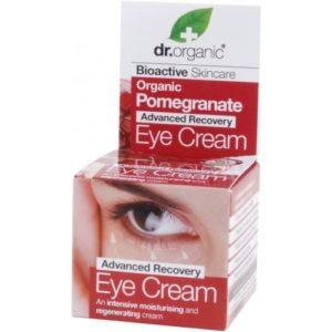 Dr organic crème anti-cerne anti-poche à la grenade 15 ml