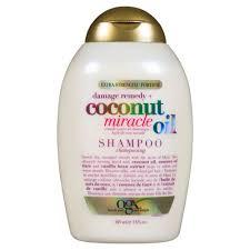 OGX Shampooing à l'huile de noix de coco miracle