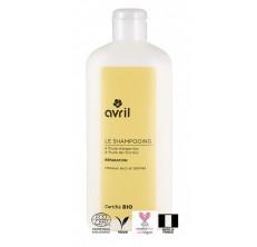Avril shampoing pour cheveux secs et abîmés