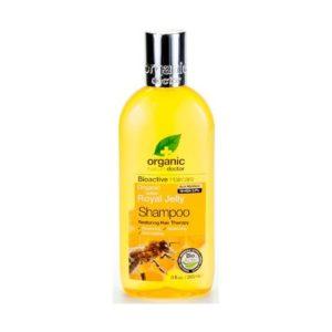 dr organic Shampooing à la gelée royale - 265 ml BIO
