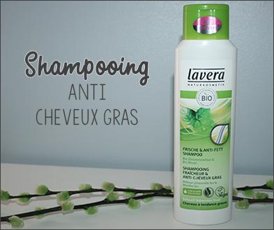 Lavera Shampooing fraîcheur & Anti-gras, 250 ml