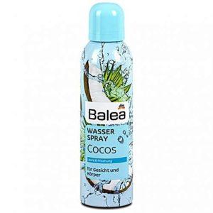 Balea Wasser Spray pour le corp- Cocos