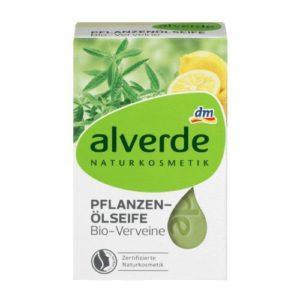 Dm Alverde Bio;Savon huile végétale Verveine