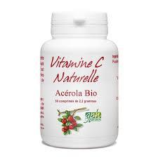 vitamine C acerola