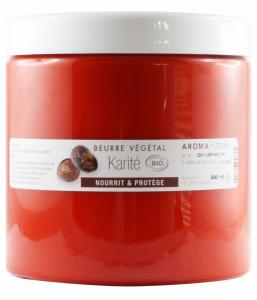 .Beurre Végétal Karité bio de Aroma-Zone