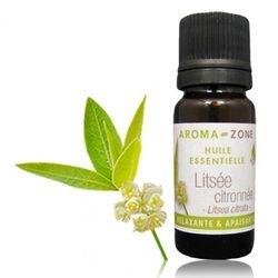 Huile essentielle – Litsée citronnée –  Aroma-Zone