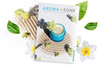 Télécharger gratuitement votre guide des huiles essentiels de la marque Aroma zone