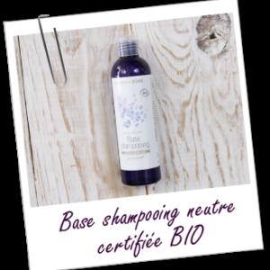 Aroma zone, base shampoing neutre bio