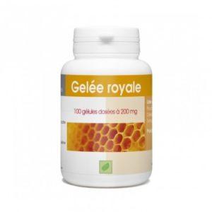 Gph diffusion gelée royale - 100 gélules 200 mg