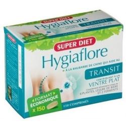 Hygiaflore, transit super diet 150 comprimés