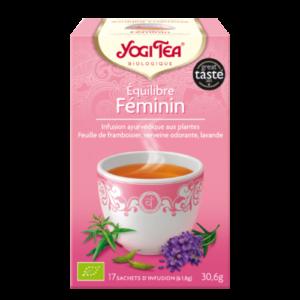 Yogi Tea, infusion Équilibre féminin bio