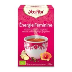 Yogi Tea, infusion énergie féminine
