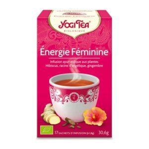 yogi tea Energie féminin