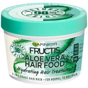 Garnier, masque hydratant aloe vera - fructis hair food
