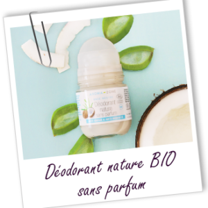 Aroma zone, déodorant nature bio