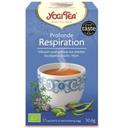Yogi Tea, infusion profonde respiration