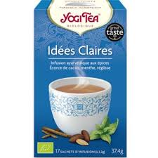 Yogi Tea Idées claires