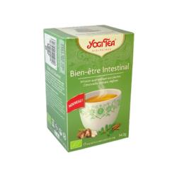 Yogi Tea, bien-être intestinal