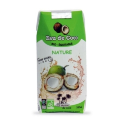 Eau De Coco Bio 330 ml