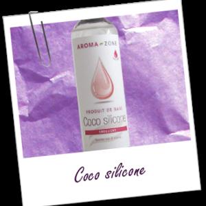 ihlashop Aroma zone, emollient coco silicone
