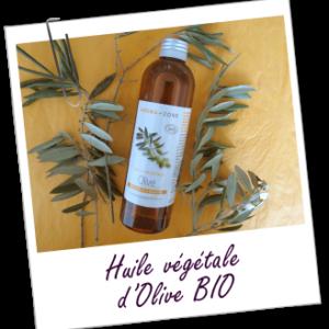 ihlashop Aroma zone, huile végétale d'olive bio
