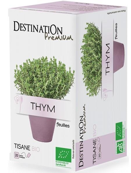 ihlashop Destination premium, infusion Thym