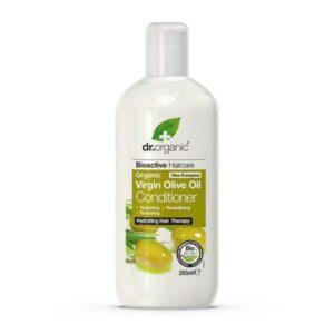 ihlashop Dr Organic Après-Shampoing à l'Huile d'Olive