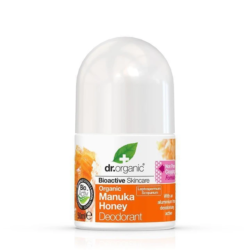 Dr organic, déodorant Miel de Manuka