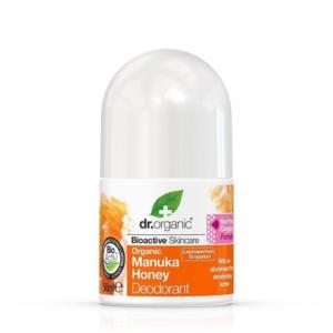 ihlashop Dr Organic Déodorant Miel de Manuka
