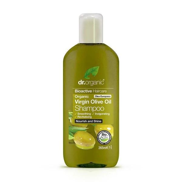 ihlashop Dr Organic Shampooing à l'Huile d'Olive