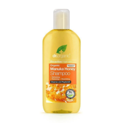 Dr organic, shampoing au Miel de Manuka