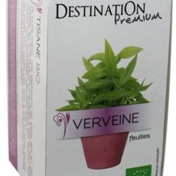 Destination premium, infusion verveine