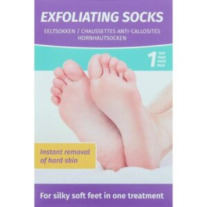 chaussettes exfoliant Footsteps exfoliating socks 1 Paire