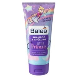 Balea Little Princess Shampooing et revitalisant pour enfants, 200 ml