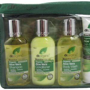 Dr. Organic Kit Voyage à l'Aloe Vera